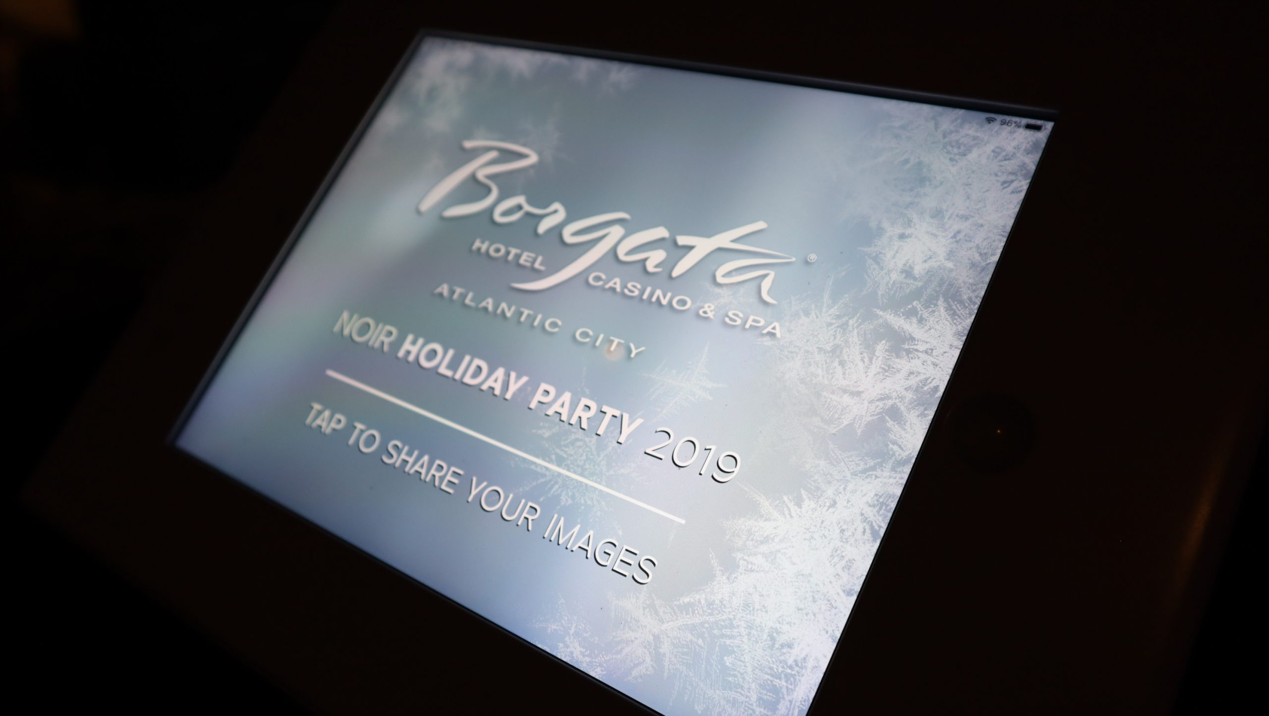 Borgata Holiday Party
